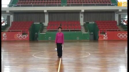 第十二套健身球操第15节