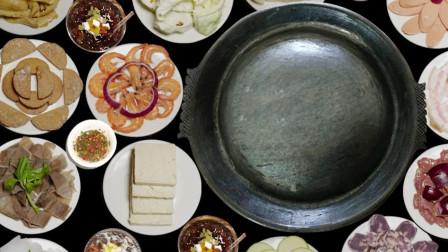 水城烙锅,堪称西部一绝,香辣爽口,简直不要太好吃