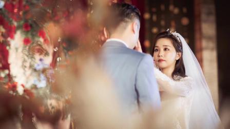 林嘉威+何盈·婚礼集锦I逆时帧影像出品