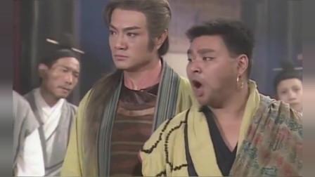 霍都自以为是对阵郭靖,没想到郭靖一掌把他打飞,精彩