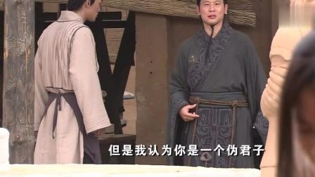 神话:赵高说小川可以用小月来折磨他,他也可以用玉漱来折磨小川