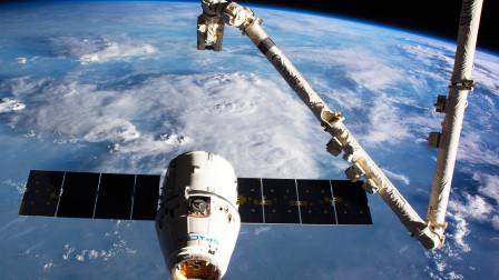 """""""龙""""飞船送抵国际空间站,除了物质还有40只老鼠"""