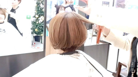 """""""最瘦脸""""的短发,齐脸BOB短发就是不一样,好看显小气质真好"""