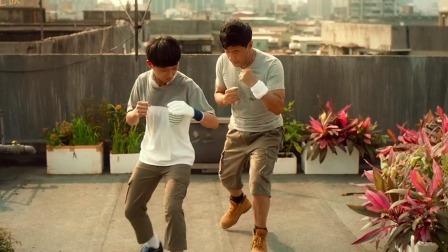 """电影《父子拳王》终极预告热血来袭 岁末最""""燃""""全民励志"""