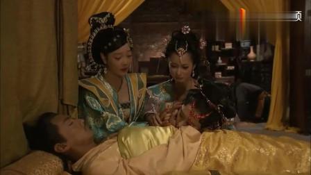 大结局:皇上驾崩,爱妃伤心欲绝当场自杀,临终遗言太虐心