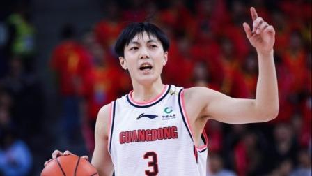 CBA-胡明轩vs广厦,14分5篮板2抢断末节三分杀死比赛