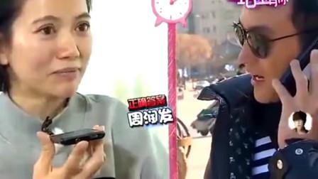 一路上有你:张智霖袁咏仪快速问答,初吻是在停车场!好有默契