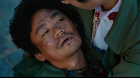《唐人街探案3》王宝强跟日本相扑决斗,被一拳打飞,太搞笑了