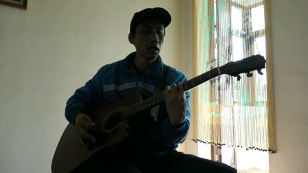 我的吉他清唱: 蓝色的爱情