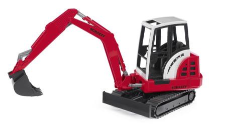 儿童工程车玩具挖掘机安装