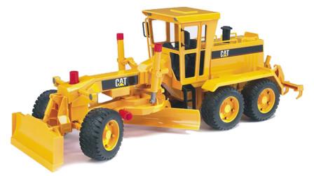儿童工程车玩具推土机安装