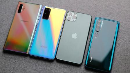 再暗也能拍到,苹果/三星/小米/荣耀最强夜拍手机对比