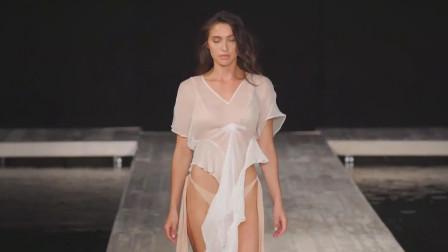 欧美模特泳装秀,魅力、时尚、身材,全部满分