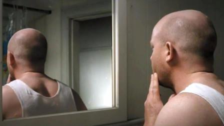 《被镜子抛弃的男人》照镜子看不到正脸 只能去镜子里找答案