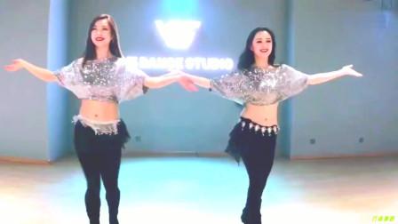 一支欢乐的肚皮舞,美女小姐姐跳的真不错,你被哪个迷住了?