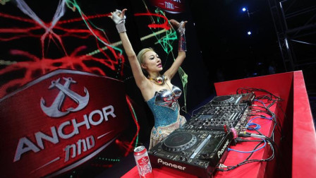 寂寞愛上眼淚  (DJ)