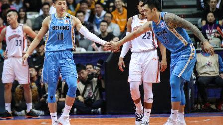 CBA-刘晓宇VS上海:开场发挥出色,15+2+2拒绝连败