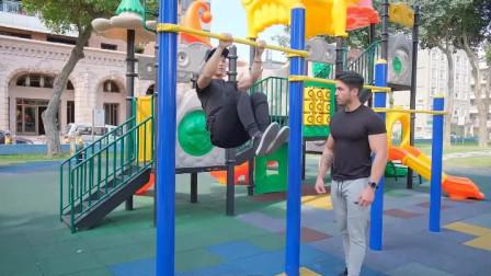极限健身,双力臂如何练成
