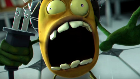 一道闪电劈中了土豆,竟变成了土豆丧尸,开始了疯狂的报复