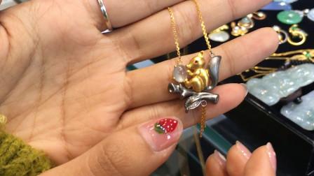 同样是镶嵌翡翠珠宝,为何别人的就比你时尚?来看看这些新款吧!