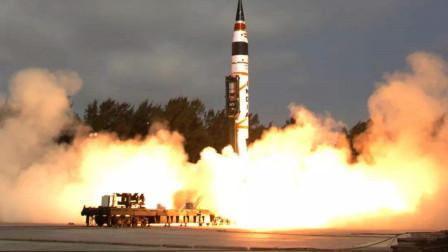 印度再上头条! 首次夜间发射导弹,这次终于没有掉进大海