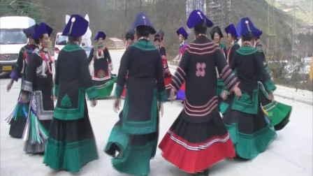 彝族婚庆录像