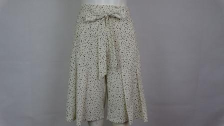 时尚裤裙的缝纫教学过程