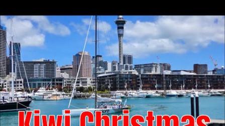 新西兰夏季圣诞节
