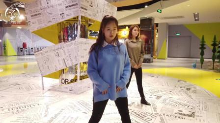 沐汐舞团原创舞蹈串烧《普通的disco》性感小姐姐跳的并不普通