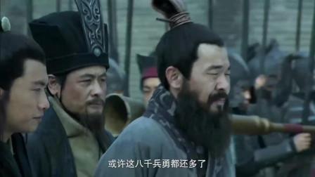 《三国》官渡大战,十五日结束七万对七十万的战争,恐怕这才是曹操说过最霸气的话