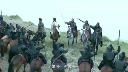 《三国》刘备被曹操围困在江津渡却跑了,曹操说:煮熟的鸭子飞走了