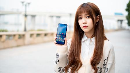 美女测评Redmi K30,旗舰摄像头+120Hz屏的千元机,值得交朋友?