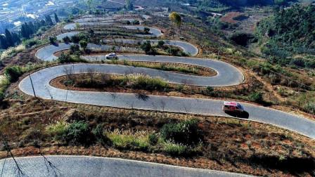 """中国""""最搞笑""""的公路,本打算节约成本,没想到却成了网红景点!"""
