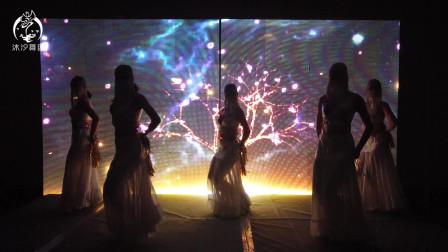 沐汐舞团《天竺》异域风,音乐响起就是熟悉的节奏
