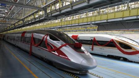 """中国高铁进入新时代,将升级为""""智能高铁"""",或将年底开通!"""