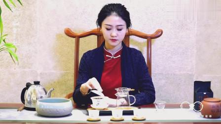 茶艺师小姐姐告诉你:茶间功夫,无外如是
