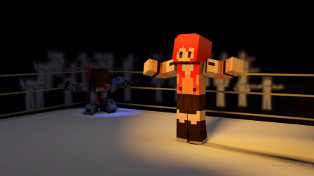代号吃鸡——甜萝酱我的世界Minecraft服务器小游戏