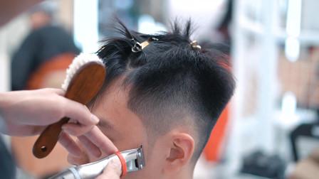 头发又硬又炸毛没关系,选对短发炸的有型更有颜值