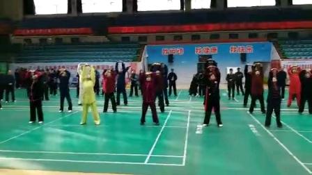 2119甘肃省健身气功一级社会体育指导员培训掠记