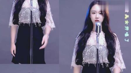 柔情小姐姐献唱《我走后》,深情投入,动人心扉