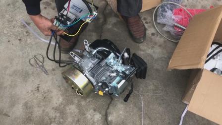电动三轮车增程器,安装和使用有哪些技巧?安装以后续航增加几倍