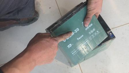 电动车旧电池换新电池,旧电池到底值多少钱?知道后换电池不吃亏