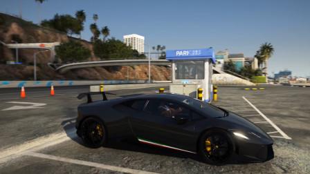 GTA 5最高特效真实世界超清跑车MOD