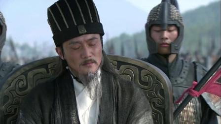 《三国》诸葛亮和司马懿在岐山斗阵法,司马懿这回是真生气了