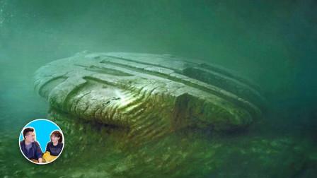 波罗的海下的巨大圆盘,它在这裡14万年了 老高与小茉