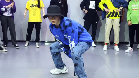 马晓龙Derek 编舞《Link Up》Urban Dance Studio 都市编舞工作室 HelloDance