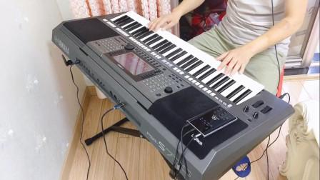 电子琴浪漫舞曲,静静的听,悠扬的琴声在您耳边围绕