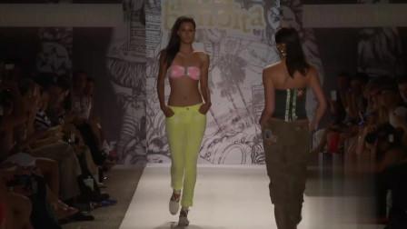 纽约时装周泳装秀,高雅时尚,也就这样!