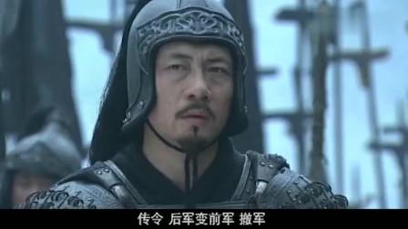 新三国:姜维问孔明,你为何弹琴,能吓退司马懿十几万大军,孔明解释原因