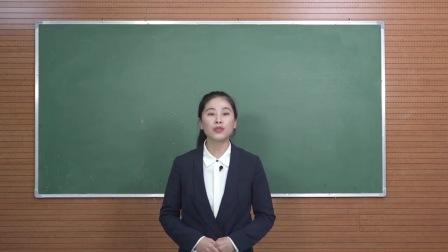 教师资格证考试结构化面试视频——《你怎么处理班里学生的早恋问题?》